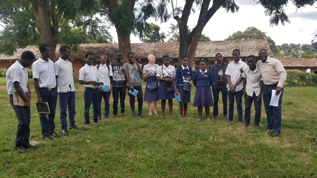 Ntcheu Secondary School (after)