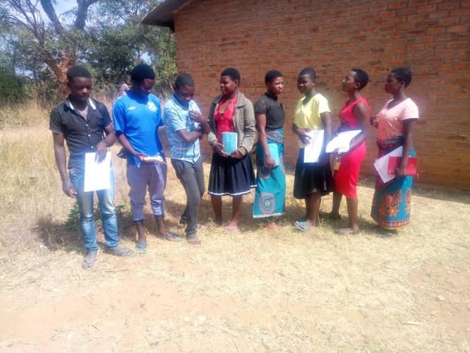 Mkhota and Santhe  Secondary school (aft
