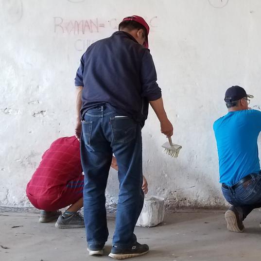Rebuilding with 2017 Sarang team