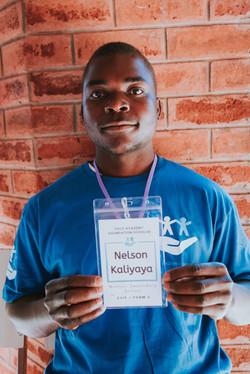 Nelson Kaliyaya (Mchinji Secondary Schoo