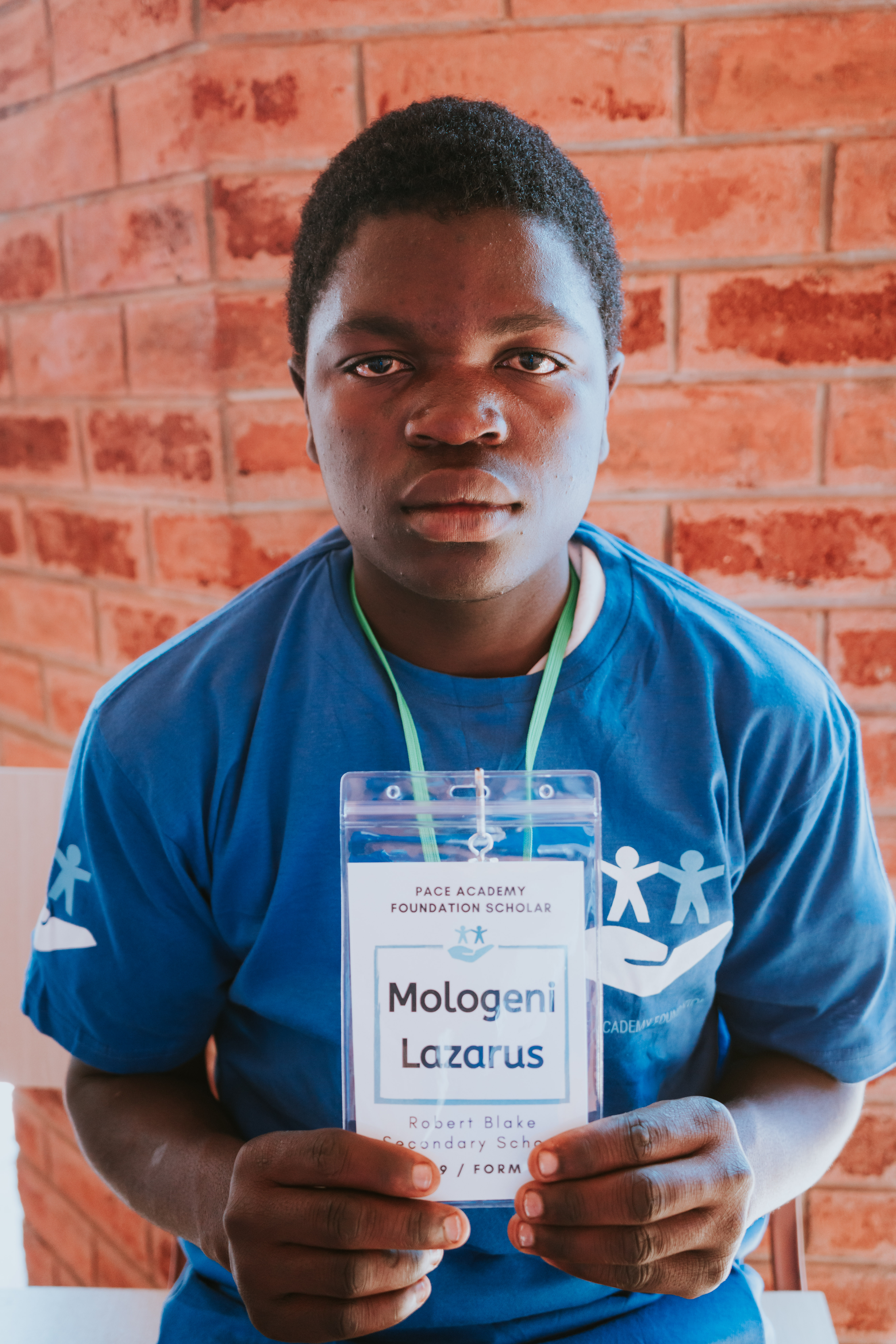 Mologeni Lazarus (Robert Blake Secondary