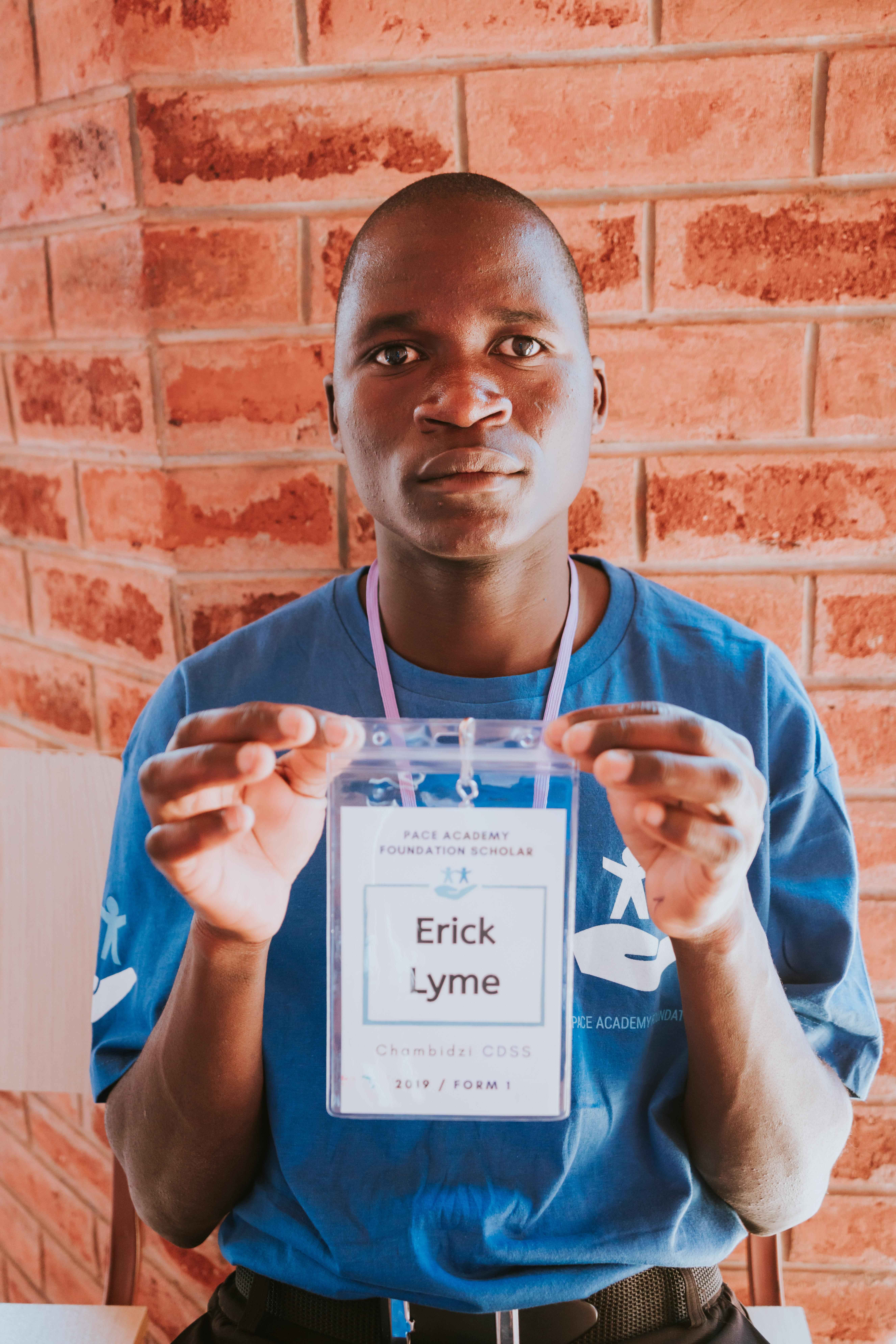 Erick Lyme (Chambidzi CDSS)