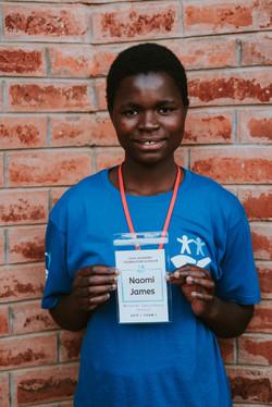 Naomi James (Mitundu Secondary School)