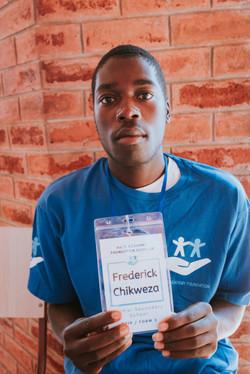Frederick Chikweza (Ntchisi Secondary Sc