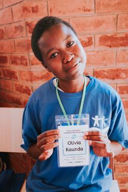 Olivia Kaunda (Mlanda GIrls Secondary Sc