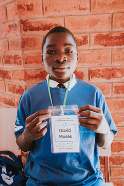 David Moses (Robert Blake Secondary Scho