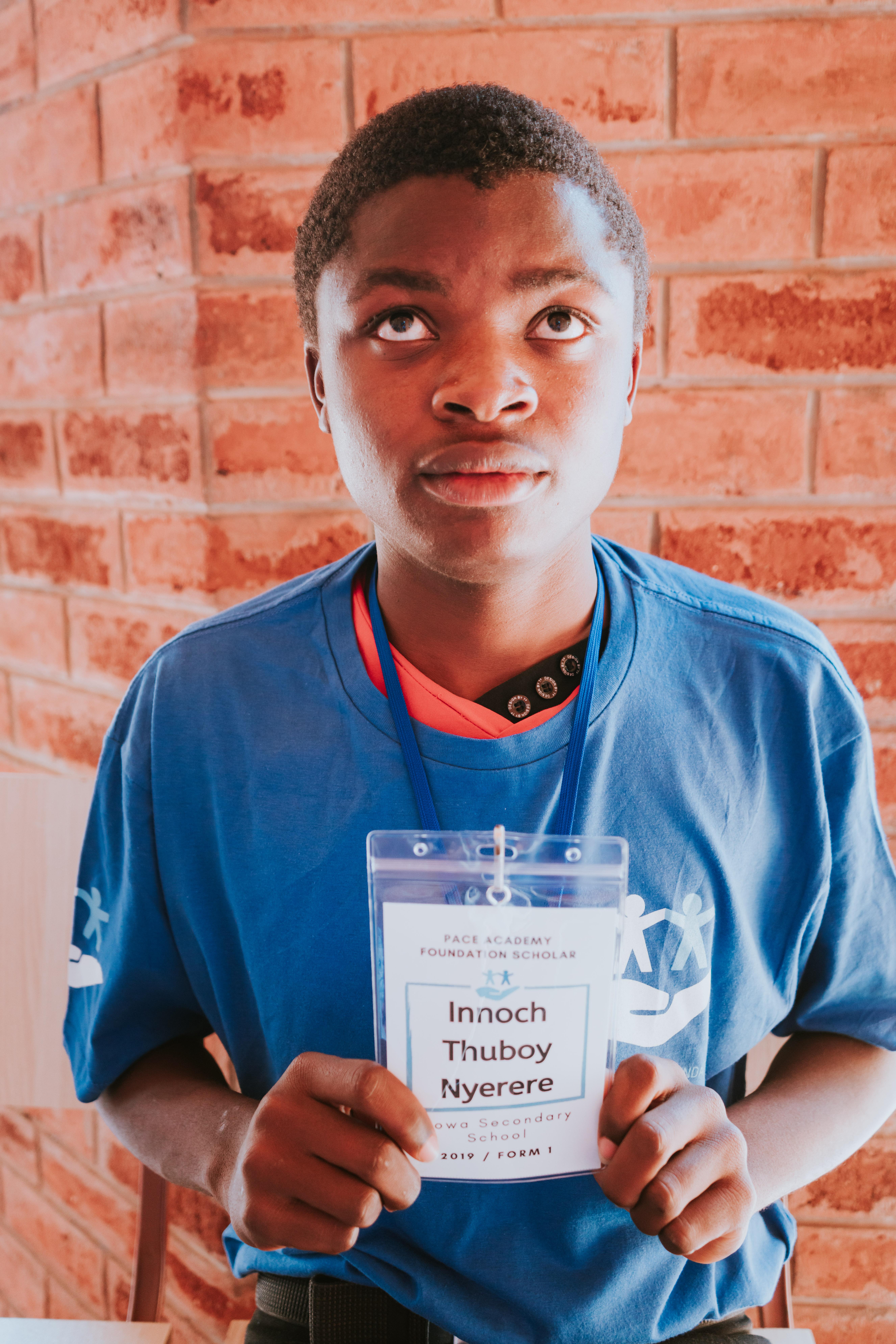 Innoch Thuboy Nyerere (Dowa Secondary Sc