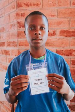 Frank Medson (Dzenza Secondary School)