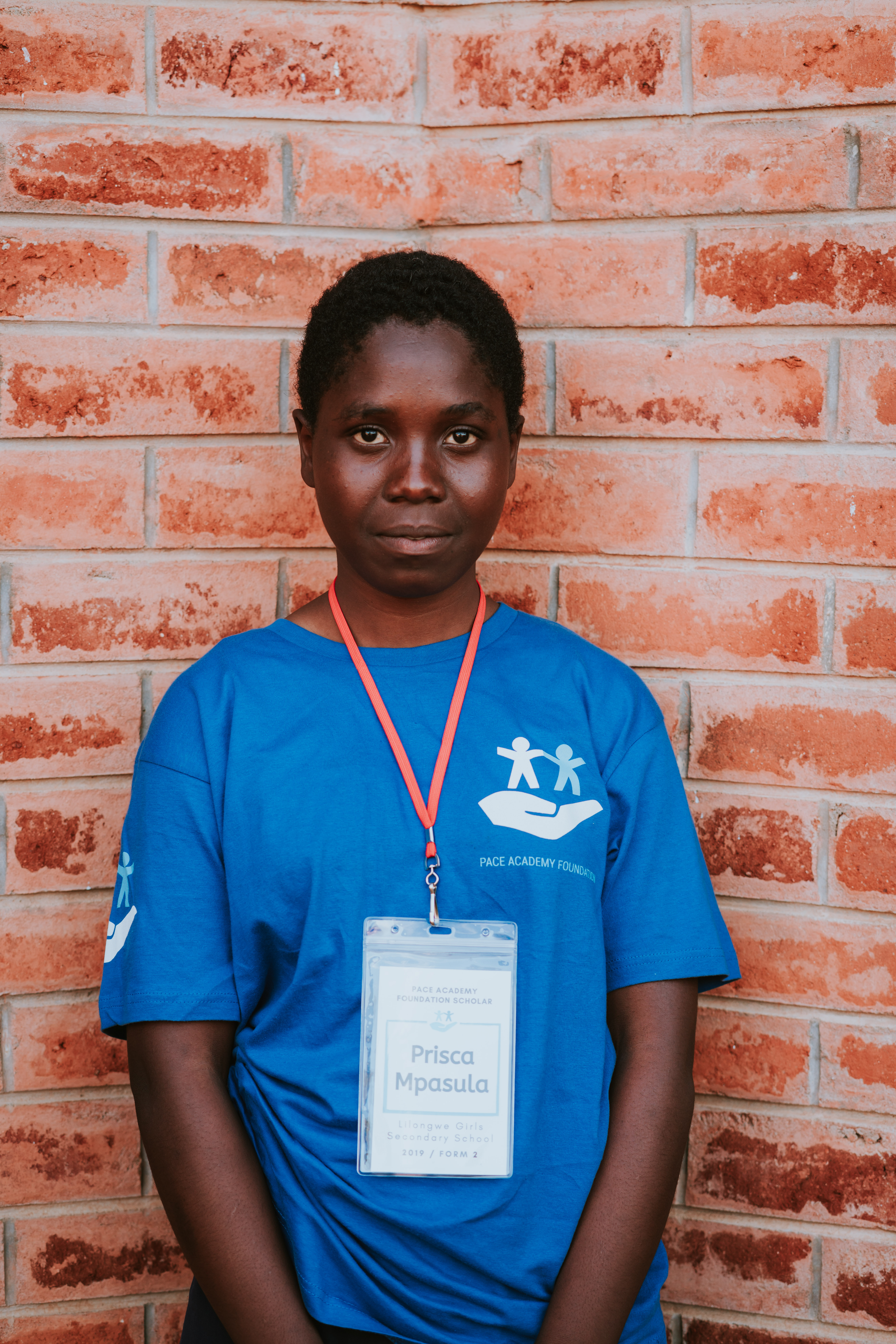 Prisca Mpasula (Lilongwe Girls Secondary