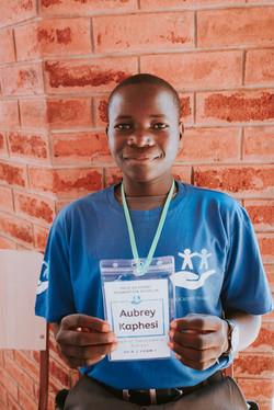 Aubrey Kaphesi (Madisi Secondary School)