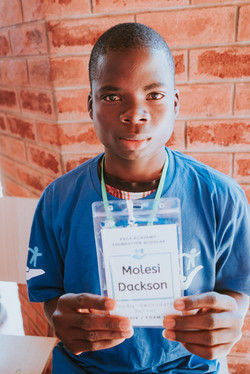 Molesi Dackson (Madisi Secondary School)