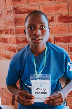 Wesley Nkhoma (Robert Blake Secondary Sc
