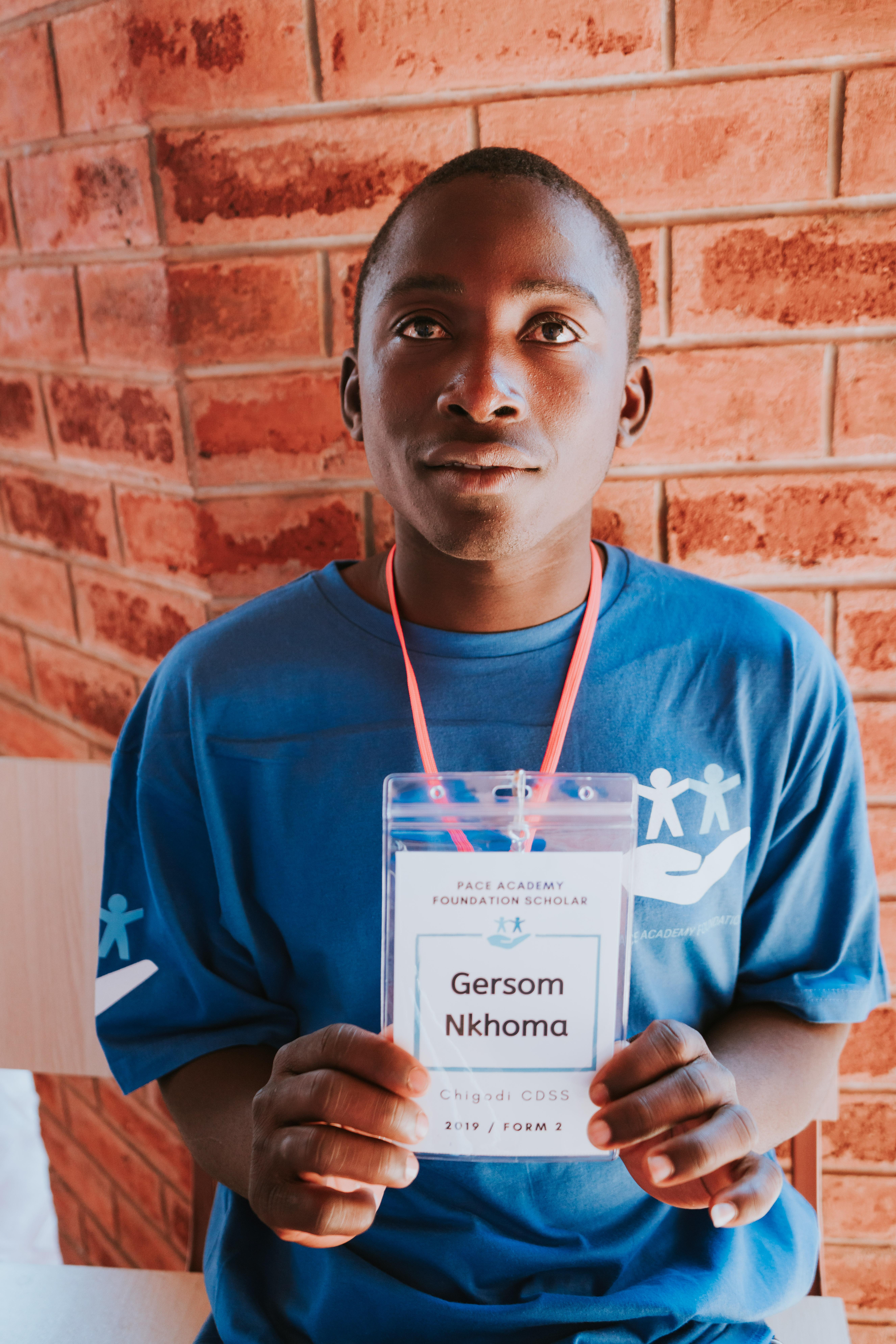 Gersom Nkhoma (Chigodi CDSS)
