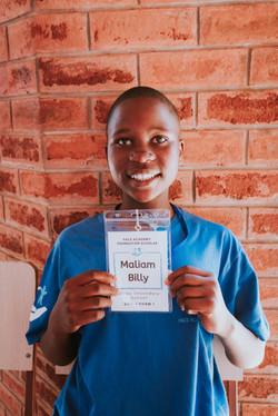 Maliam Billy (Dowa Secondary School)