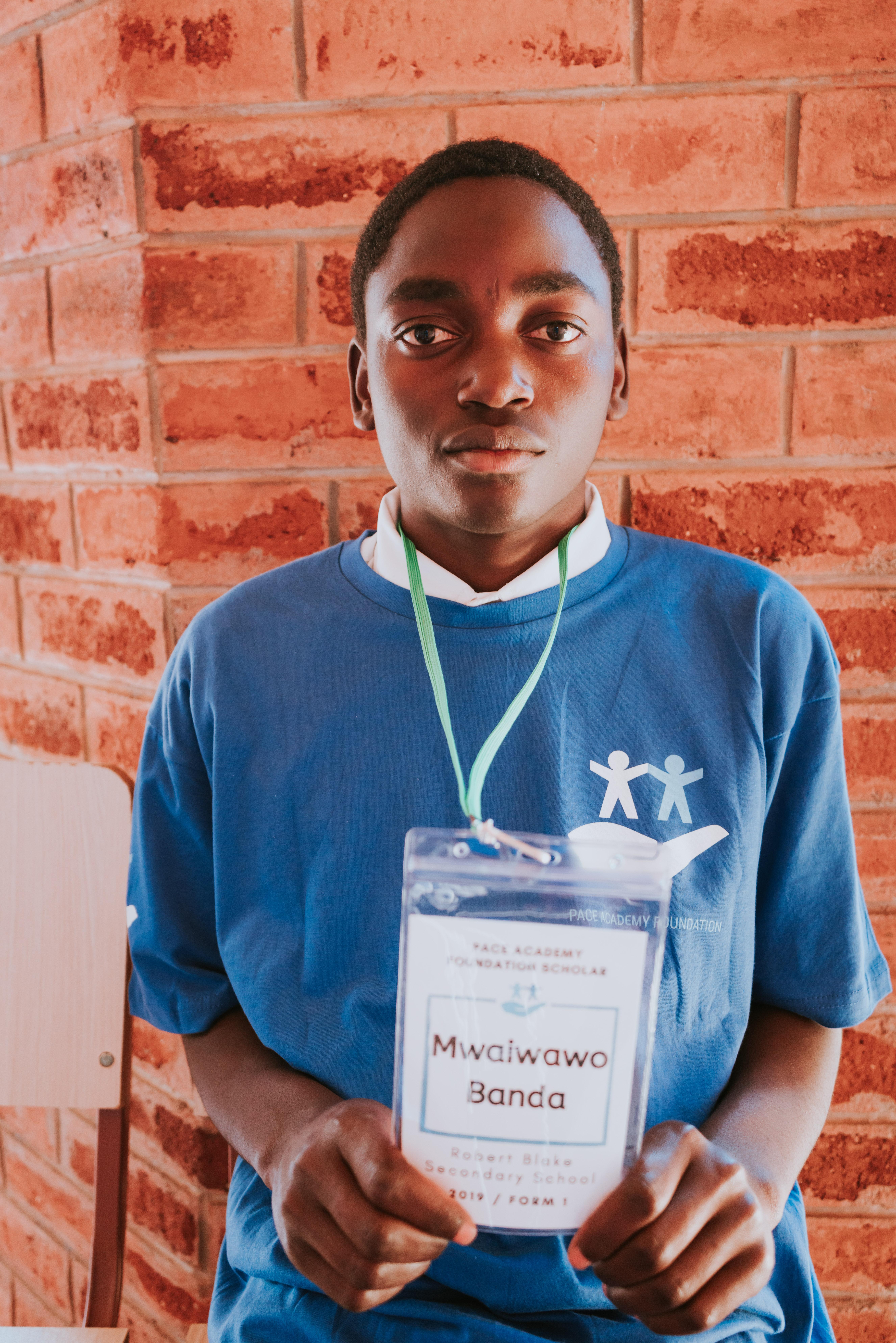 Mwaiwawo Banda (Robert Blake Secondary S