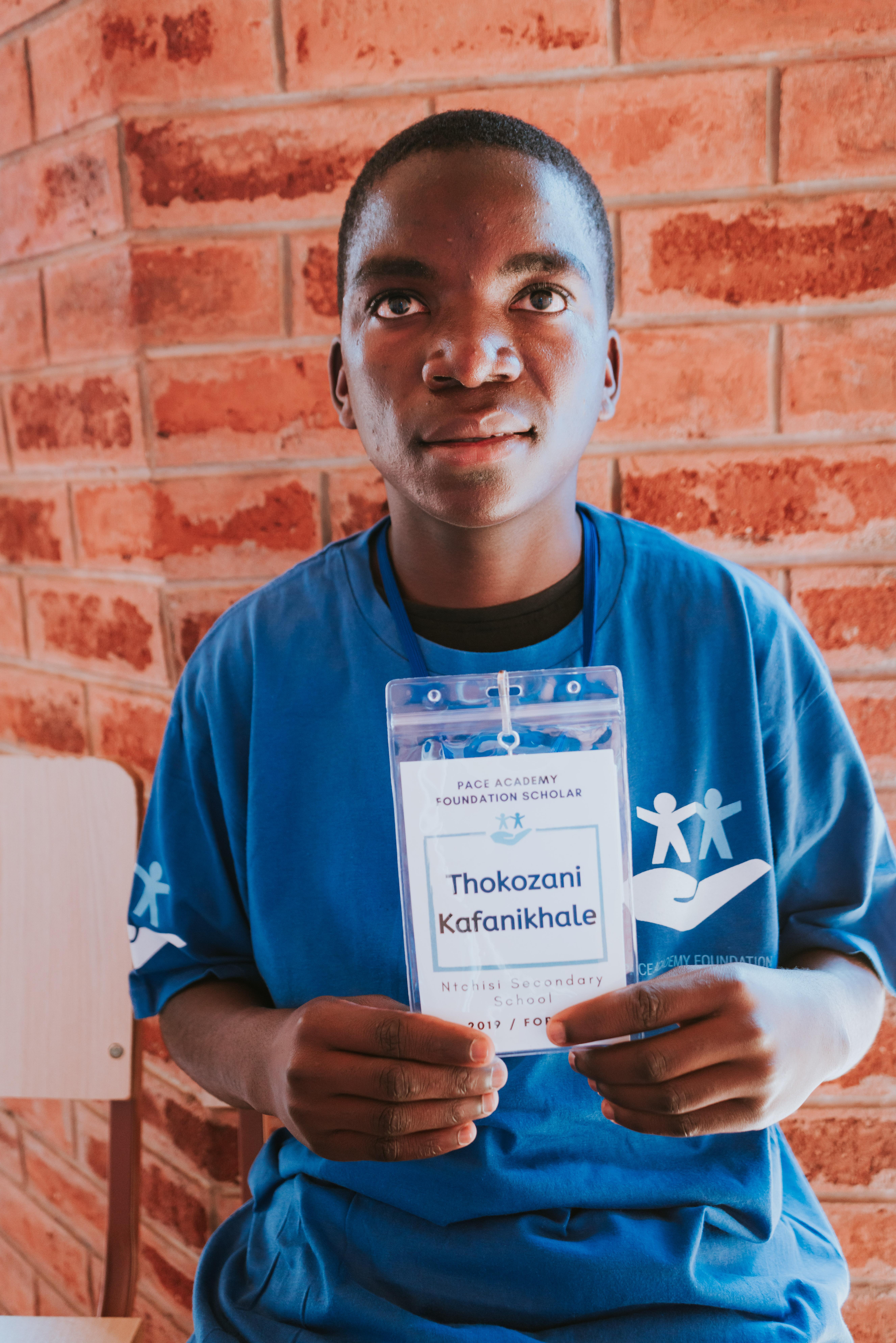 Thokozani Kafanikhale (Ntchisi Secondary
