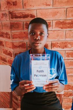 Faith Peterson (Sendwe CDSS)