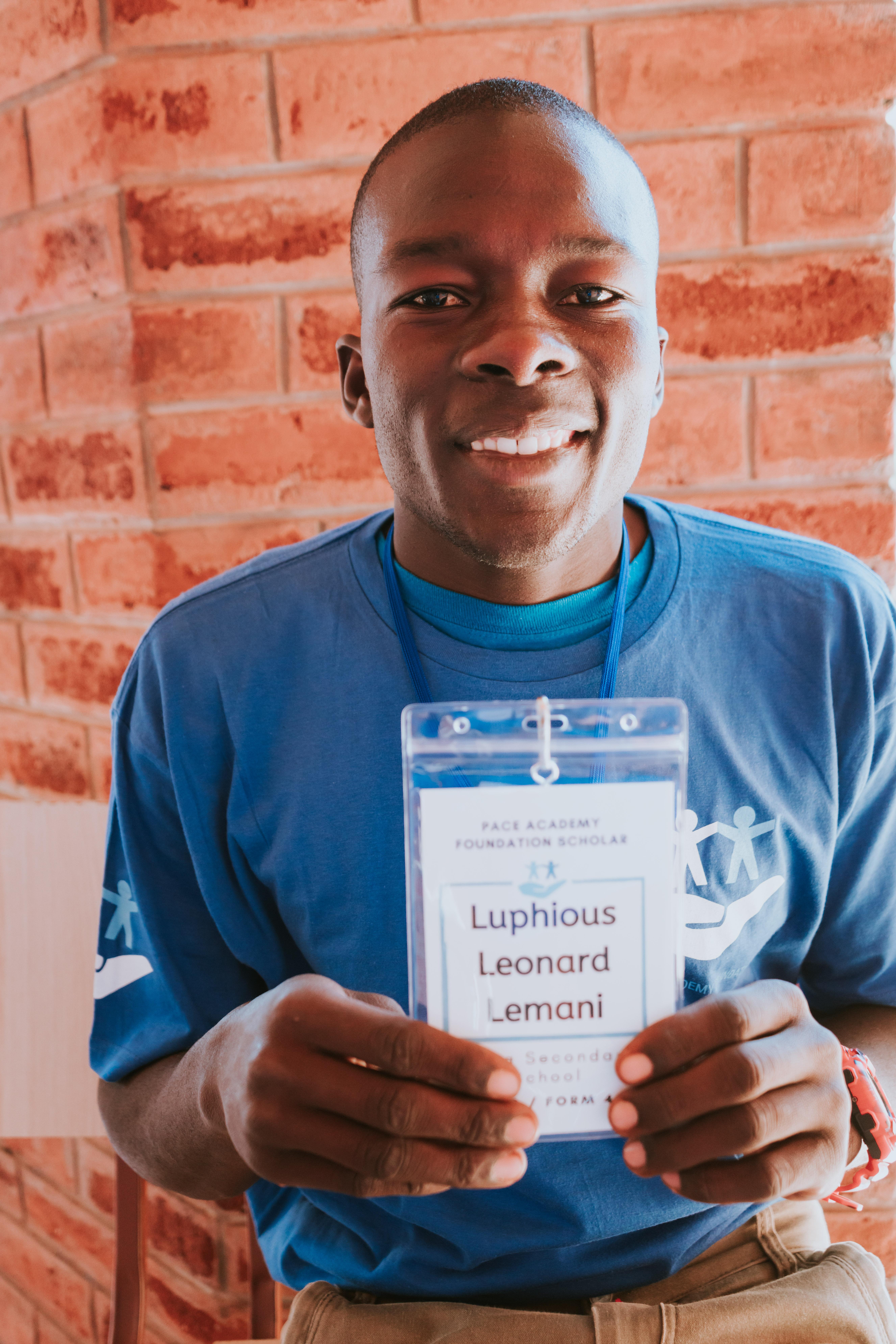 Luphious Leonard Lemani (Dowa Secondary
