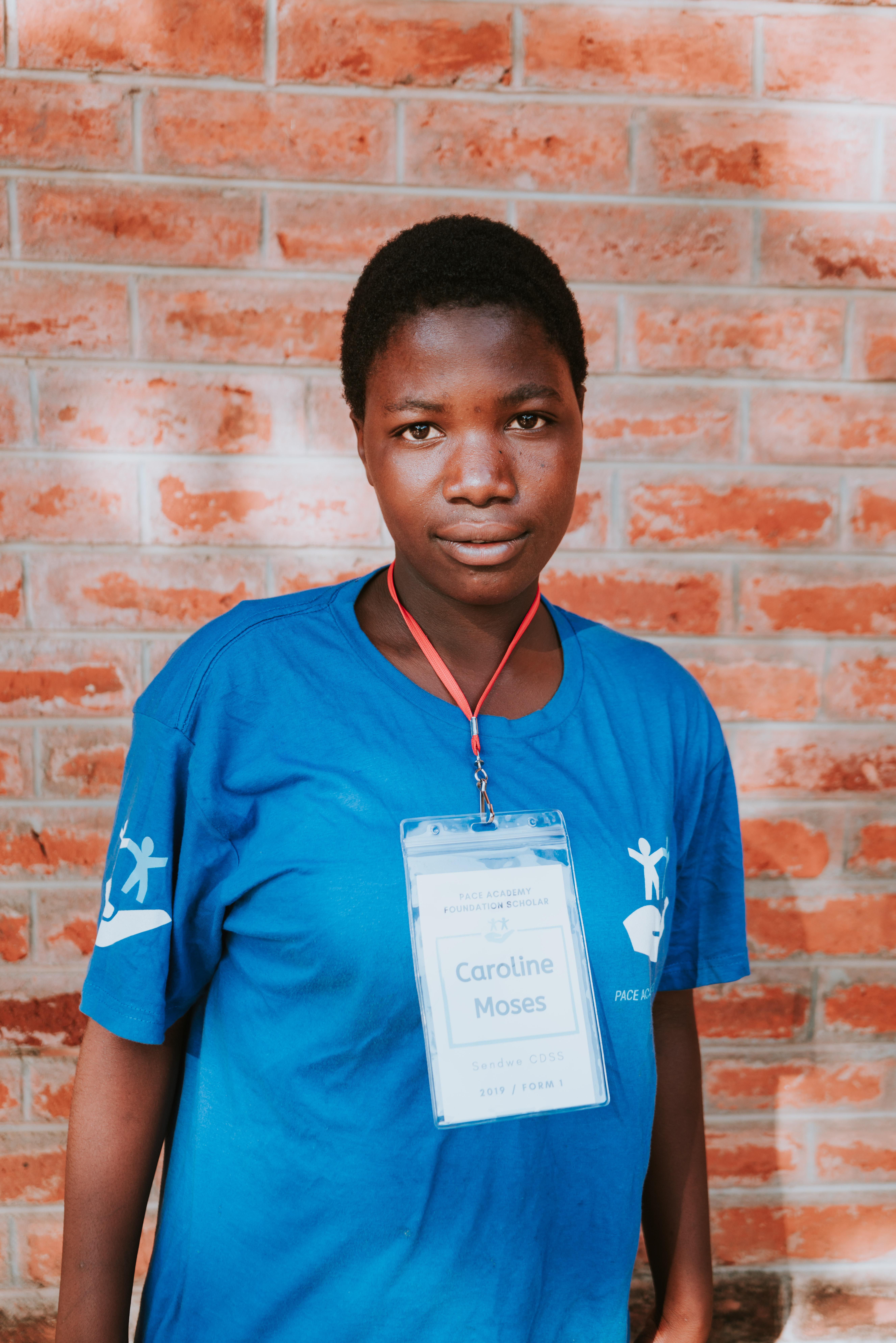 Caroline Moses (Sendwe CDSS)