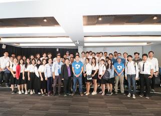 ต้อนรับนักศึกษาคณะบริหารธุรกิจ สถาบันเทคโนโลยีไทย-ญี่ปุ่น เข้าศึกษาดูงานด้านการจัดการสิ่งแวดล้อมและค