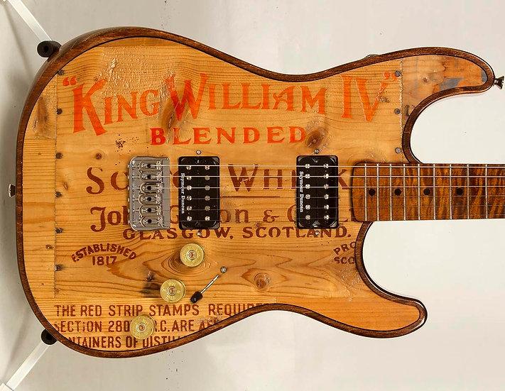 King – Seeker Pro Vintage Wood