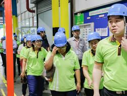 เปิดโรงงานโชว์ระบบการผลิตแบบ LEAN!
