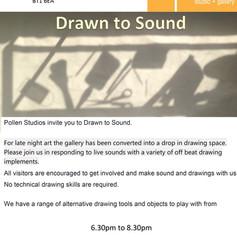 Drawn to Sound