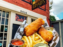 Rudz Fish & Chips is a MOOD. Serving thi