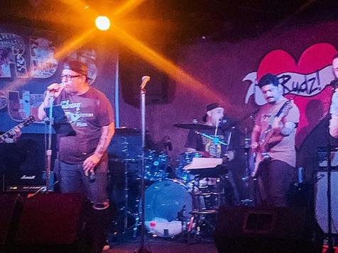 Tomorrow Night is Punk Rock Live Band Ka