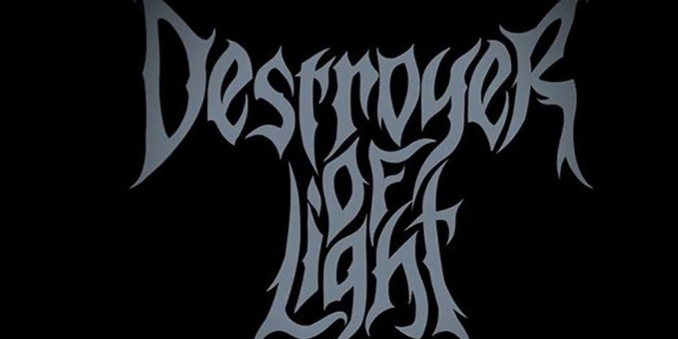 Pegstar presents: Destroyer of Light