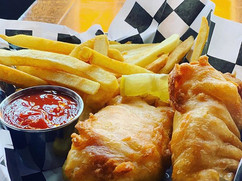 That Fish & Chips, though. In your mouth