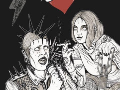 Tomorrow is Punk Rock Live Band Karaoke,