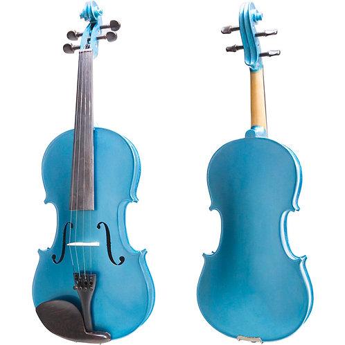 Violin Blue Marca Cecilio