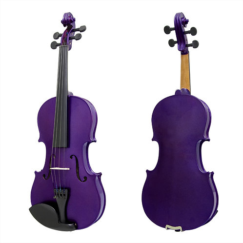 Violin Purple Marca Cecilio