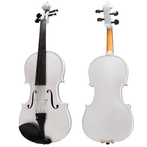 Violin White Marca Cecilio