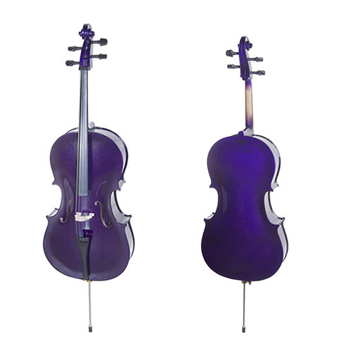 Cello Cecilio / Estudiante color morado