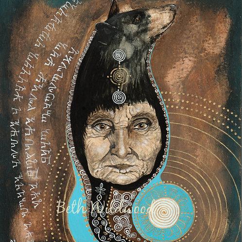 The Healer Giclee Print