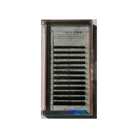 Cils à cils 0.10 D 7-13mm mixte