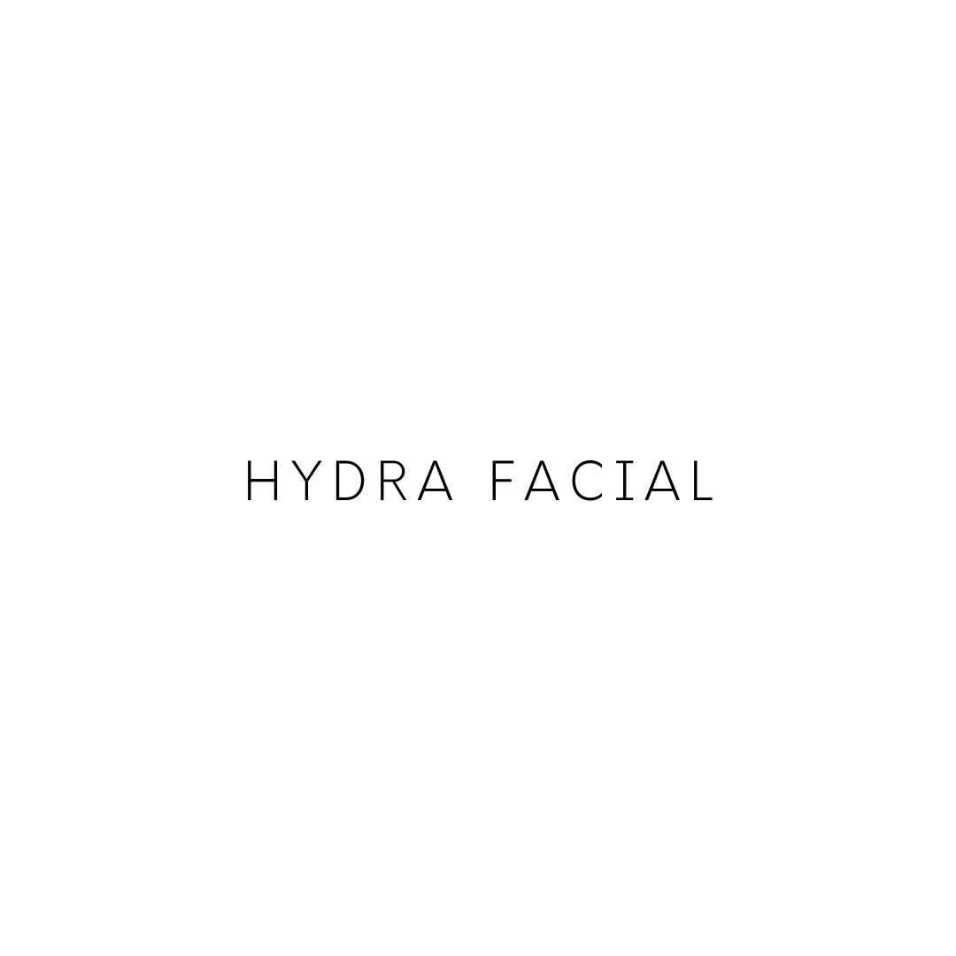 HF HYDRA FACIAL