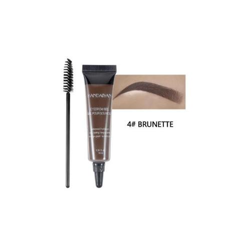 Crème sourcils waterproof Brunette