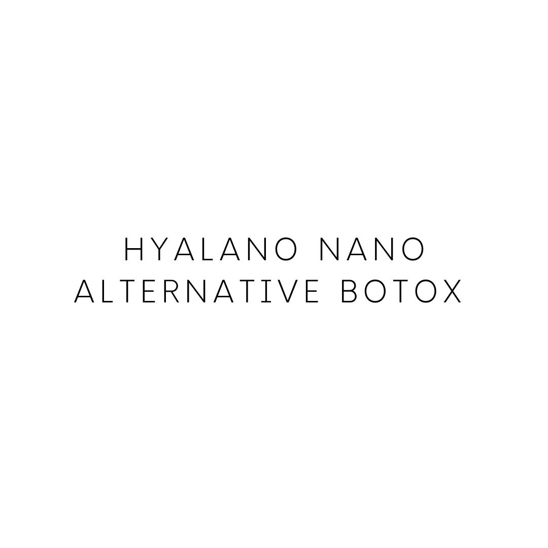 AB ALTERNATIVE BOTOX - HYALANO NANO