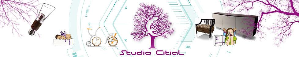 Logo studio Citial