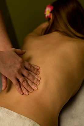 Deep Tissue massage gets to the deeper layers of the muscles for ultimate relaxation