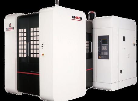 New Horizontal CNC Machine