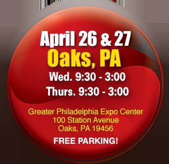 Design2Part Trade Show in Oaks, PA -  April 26-27