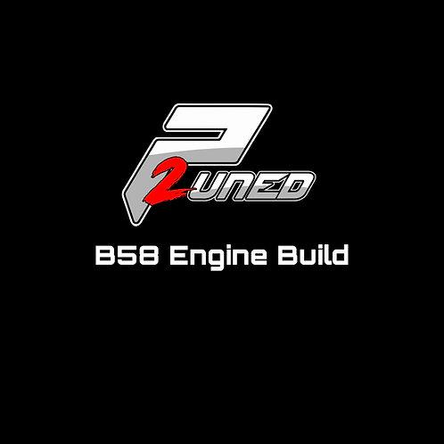 B58 Engine Build