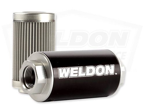 Weldon 10 micron stainless filter
