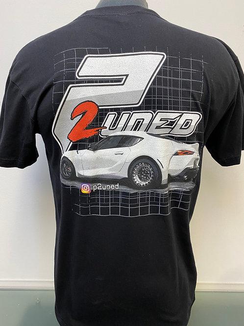 P2uned T shirt