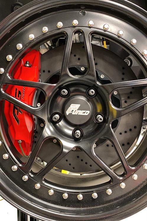 A90 Supra 18x9 Wheel