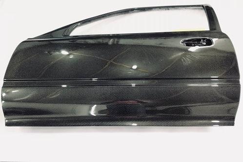 Carbon Fiber hatch/coupe doors